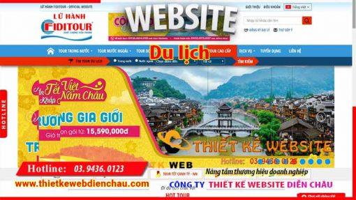 thiet-ke-web-du-lich