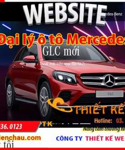 thiet-ke-web-o-to-Mercedes