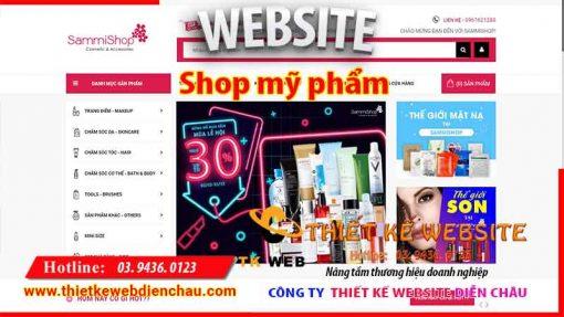 thiet-ke-web-shop-my-pham