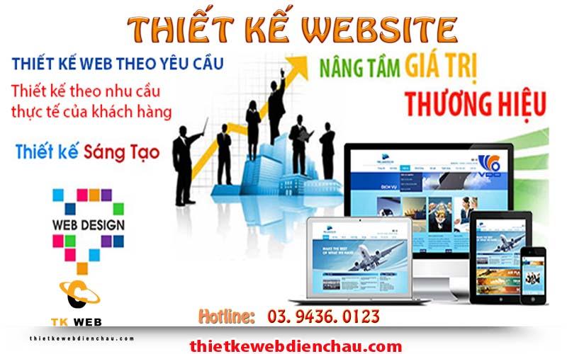 Công ty thiết kế website chuyên nghiệp tại Nghệ An uy tín bảo mật