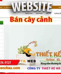 thiet-ke-web-ban-cay-canh