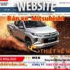 thiet-ke-web-ban-xe--Mitsubishi