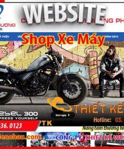 thiet-ke-web-ban-xe-may