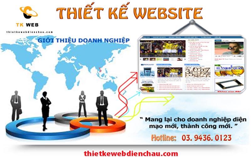 Công ty thiết kế website chuyên nghiệp tại Nghệ An
